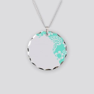 FLORIDA Necklace Circle Charm