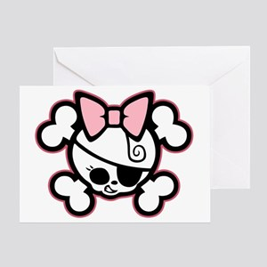 dolly-3-T Greeting Card