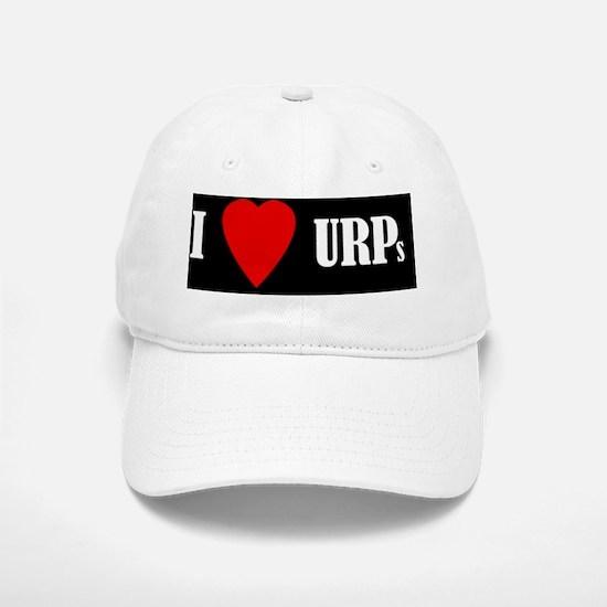I heart URPs bprstr Baseball Baseball Cap