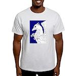 Plotting Gryphon Royal Light T-Shirt