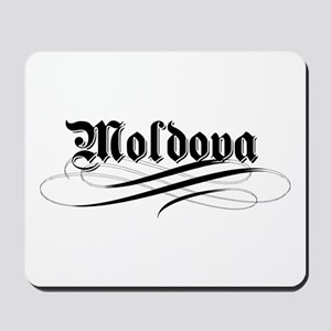 Moldova Gothic Mousepad