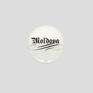 Moldova Gothic Mini Button