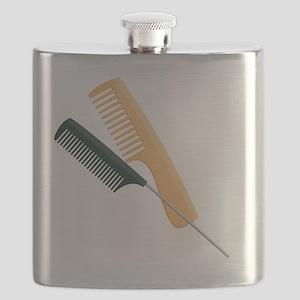 Comb Flask