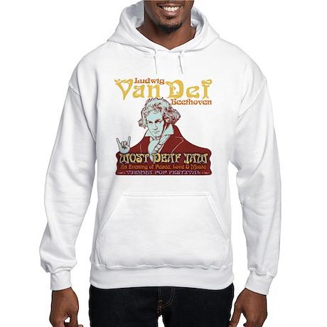 Beethoven-DKT2 Hooded Sweatshirt
