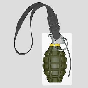 Grenade Large Luggage Tag