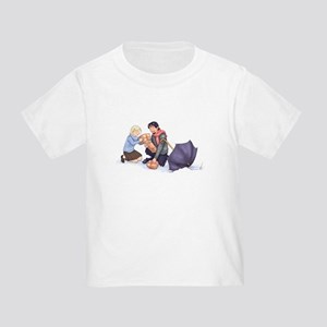 Lucy and Mr. Tumnus - Toddler T-Shirt