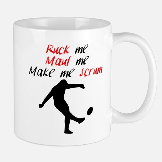 Make Me Scrum Mugs