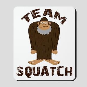 Team Squatch Mousepad