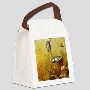 boat_shower_curtain Canvas Lunch Bag