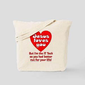 the IT Tech... Tote Bag