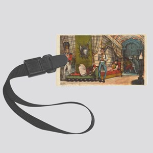ilpap004a Large Luggage Tag