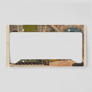 ilpap004a License Plate Holder