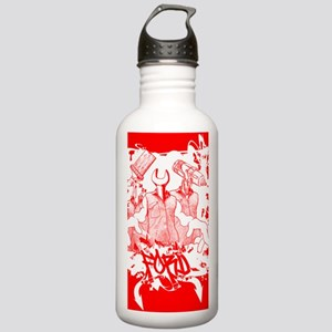 redGraff Stainless Water Bottle 1.0L