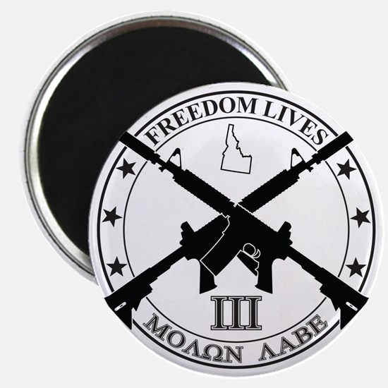 Freedom Lives ID Magnet