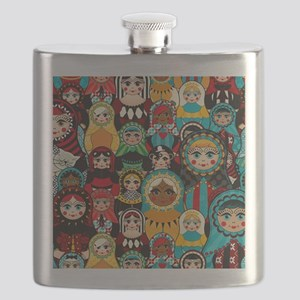 Matryoshka Flask