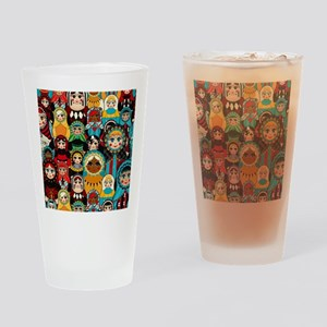 Matryoshka Drinking Glass