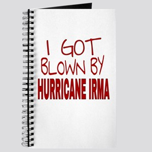 I GOT BLOWN BY HURRICANE IRMA Journal