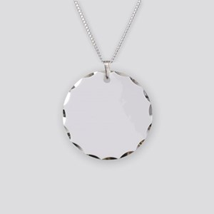 Native Necklace Circle Charm