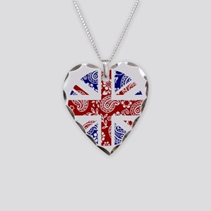 Paisley Jack Necklace Heart Charm
