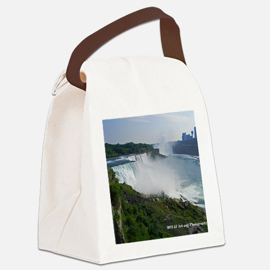 Falls Canvas Lunch Bag