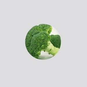 F & V - Broccoli  Design Mini Button
