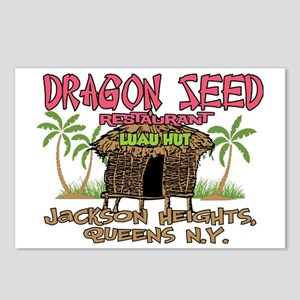 Dragon Seed Restaurant Postcards (Package of 8)