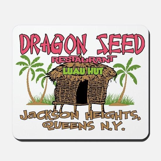 Dragon Seed Restaurant Mousepad