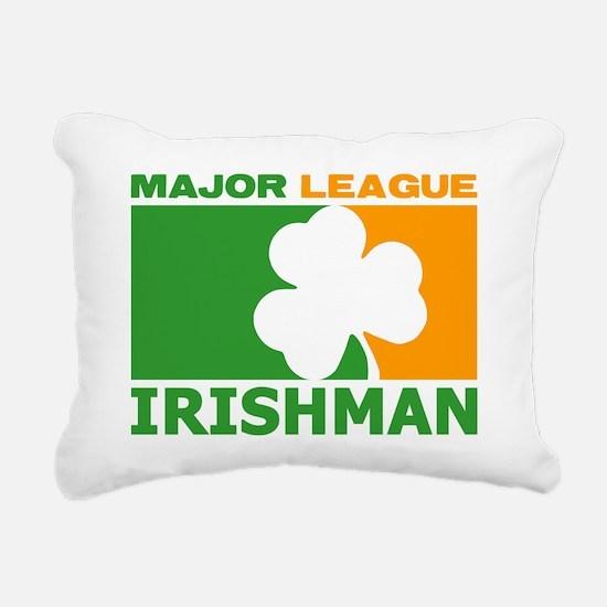 iRISHMANXK Rectangular Canvas Pillow