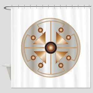 62-4 Shower Curtain