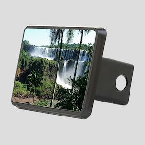 Iguazu falls 2 Rectangular Hitch Cover