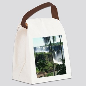 Iguazu falls 2 Canvas Lunch Bag