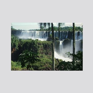 Iguazu falls 2 Rectangle Magnet