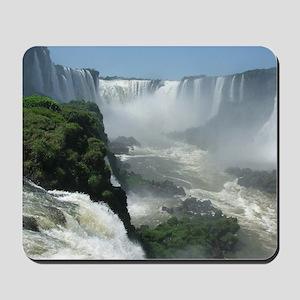 Iguazu falls 3 Mousepad