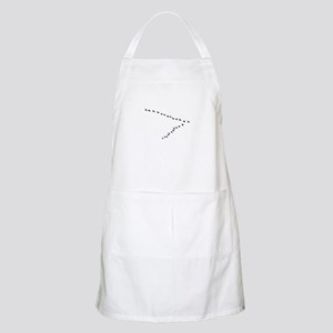 Geese Flying - V Formation Apron