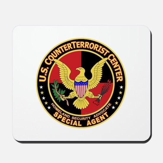 U.S. Counter Terrorist Center Mousepad
