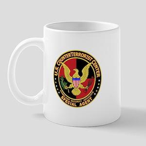 U.S. Counter Terrorist Center Mug