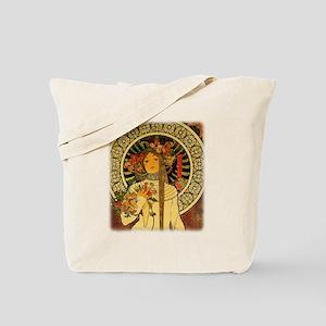 La Trappistine by Alfons Mucha Tote Bag