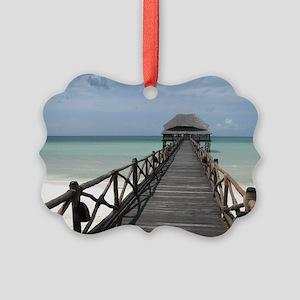 Zanzibar Picture Ornament