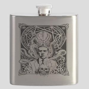 Lovecraft Flask