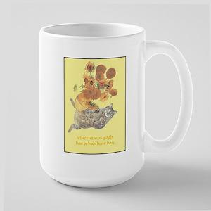 Cats4Me Large Mug