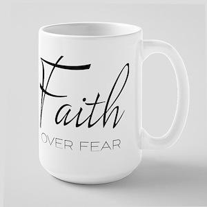 Faith over Fear Mugs