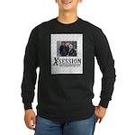 X-Session Long Sleeve Dark T-Shirt