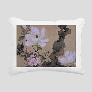 lap_laptop_skin Rectangular Canvas Pillow