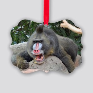 Anger Management Picture Ornament