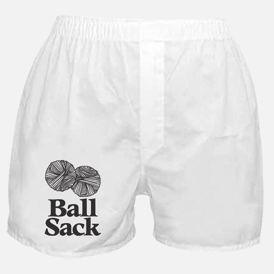 Ball Sack Boxer Shorts