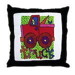 Truck Throw Pillow