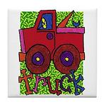Truck Tile Coaster