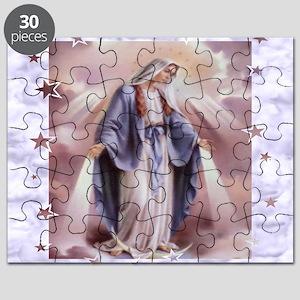 Ave Maria Puzzle