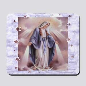 Ave Maria Mousepad
