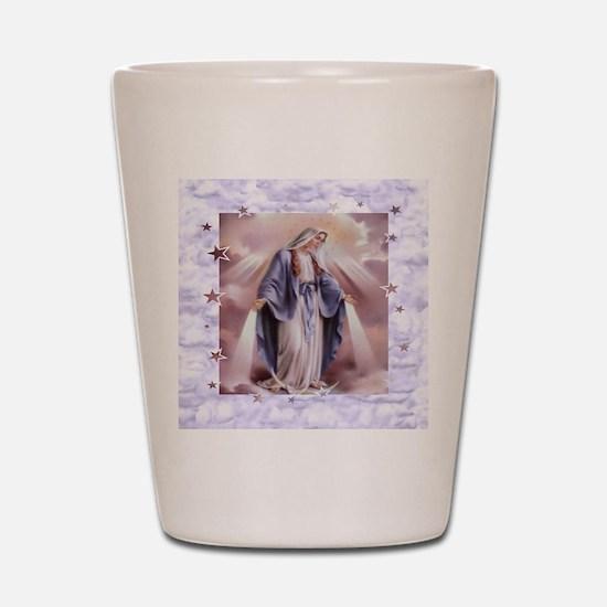 Ave Maria Shot Glass